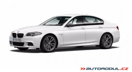 BMW Řada 5 -33% sleva, M550d xDrive 2016
