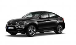 BMW X6 -22% sleva X6 M50d 2016
