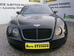 Bentley Continental Flying Spur 6.0 W12 Lange