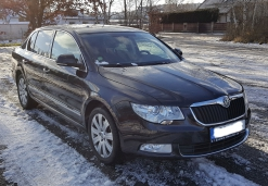 Škoda Superb V6 3.6 4x4 191 kW Exclusive
