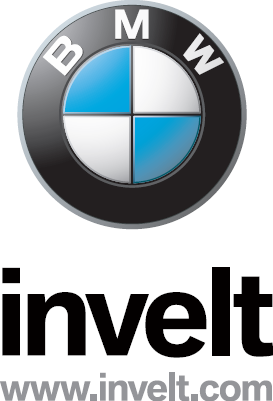 Logo - INVELT autorizovaný dealer BMW, MINI, ALPINA